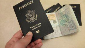 US passport regulations