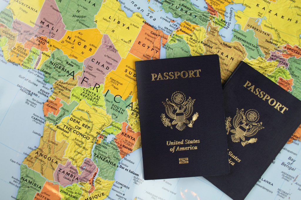 Getting a passport in a hurry allows you to travel the world.