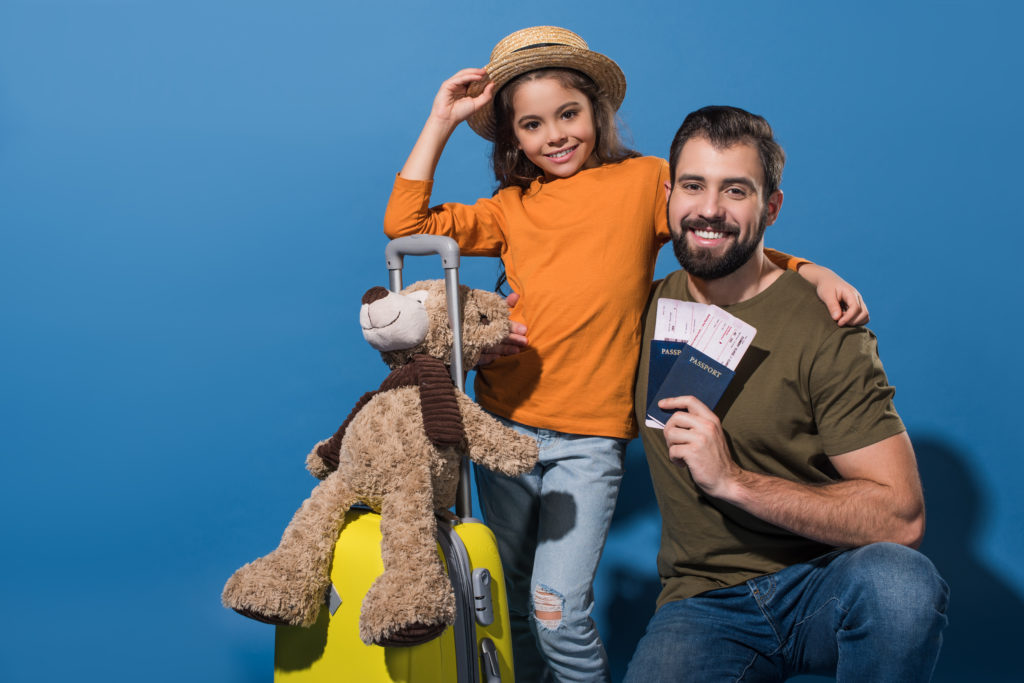 Getting a fast passport allows people of all ages to hit the road.